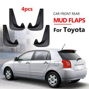 Mud Flaps Mudflaps Splash Guards Mudguard For Toyota Auris Aygo Corolla IQ Yaris