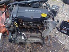 Motor Opel Corsa C  - Agila 1,2 Z12XE 55KW 75PS 108tkm