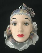 Wall Mount Hanging Mask Decorative French Clown