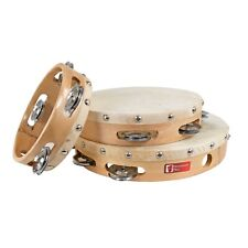 More details for percussion plus wood shell tambourine