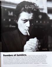 BENJAMIN BIOLAY => COUPURE DE PRESSE 8 PAGES / French clipping