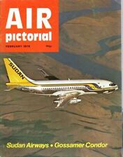 February Aircraft Transportation Magazines