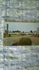 ONE VINTAGE POST CARD FROM WENATCHEE WA  THE LYONS MOTEL 1962