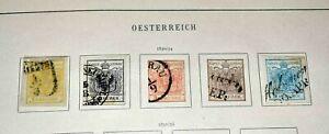 Österreich: Recht uriger Altbestand mit gutem Teil ** Engros-Ware 1917