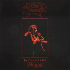 King Diamond – In Concert 1987 Abigail LP / Vinyl New Re (2015) Metal Mercyful