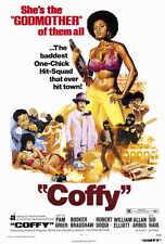COFFY Movie POSTER PRINT 27x40 William Elliott Sid Haig Pam Grier