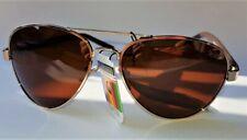 Occhiali da sole per occhiali travi 100/% UV cat3 NERO materie di occhiali