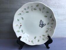"""Lenox Butterfly Meadow- Soup/Pasta Bowl 8 5/8"""" MINT"""