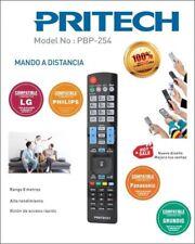 Mando a Distancia TV Compatible con Samsung LG Sony Philips Panasonic Grundig