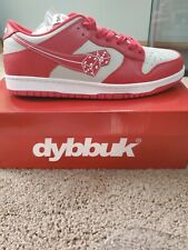 Dybbuk Dunk Low (LUCKY 7) Size: 11 In Hand
