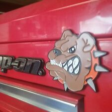 SPIKE THE BULLDOG magnet/for your snap on toolbox
