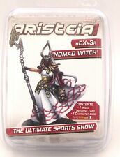Aristeia! CBARI21 hEXx3r 'Nomad Witch' Female Player Controller Fantasy Hexxer