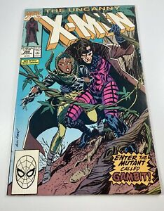The Uncanny X-Men #266 First Apperance Of Gambit (Aug 1990, Marvel)