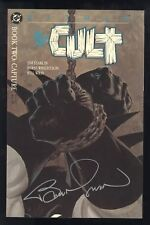 Batman The Cult (1988) #2 1st Print Signed Berni Wrightson No COA Starlin NM
