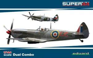 Eduard 1/144 Spitfire Mk.IXe Dual Combo # 4428