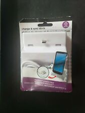 Android Phone Compatible Charge & Sync Dock White Samsung Sony LG Motorola