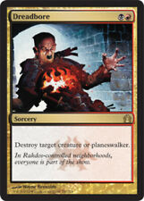 [1x] Dreadbore [x1] Return to Ravnica Slight Play, English -BFG- MTG Magic