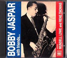 Bobby Jaspar With Friends- Mundell Lowe & Rene Thomas 1958-62 Recordings CD FSR
