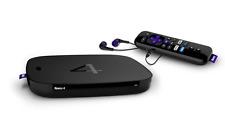 Roku 4 Streaming Media Player 4K UHD (4400R) (Certified Refurbished), New