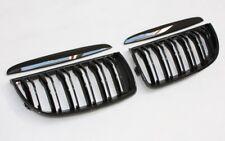 Parrilla Refrigerador de la Set para BMW E90 E91 3er 05-08 Negro Brilloso Piano