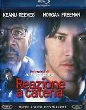Blu Ray REAZIONE A CATENA - (1996) ***Contenuti Speciali*** ......NUOVO