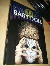 Shane McKenzie BABY DOLL 1stHB MINT Signed/Limited + Remarque Thunderstrom Books