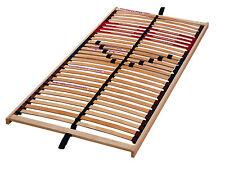 Lattenrost Flexa-Plus 120 x 200 Buchen Holz Bettrahmen Bett Rost Unterfederung