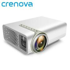 CRENOVA LED Projector For Full HD 1920*1080P For Home Theater Projectors Proyect