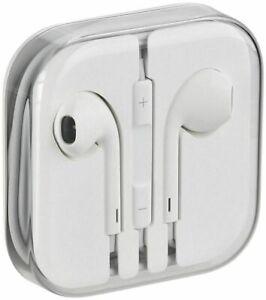 Genuine Apple EarPods with 3.5mm Headphone Plug for 5/5S/6/6s/6s plus Earphones