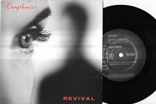"EURYTHMICS - REVIVAL - 7"" 45 VINYL RECORD w PICT SLV - 1989"