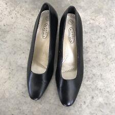 Soft Flexible Black Payless Black Heels Pumps Shoes SZ 7.5