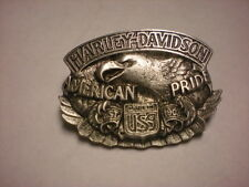 HARLEY DAVIDSON  *****EAGLE / AMERICAN PRIDE **** FANTASTIC****   PIN