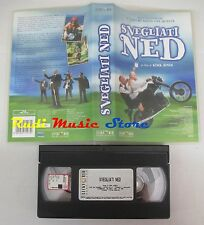 film VHS SVEGLIATI NED Waking ned Kirk jone LUCKY RED 1998  (F46) no dvd