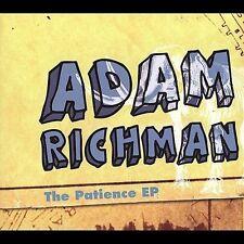 The Patience EP  Richman, Adam  Audio CD