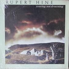 "Vinyle 33T Rupert Hine ""Waving not drowning"""