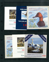 Worldwide Mint Duck Stamp Book Collection