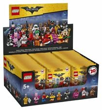 LEGO® Minifigures 71017 THE BATMAN MOVIE DISPLAY / BOX - NEU / OVP