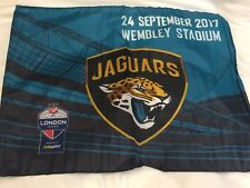 NFL International Series Jacksonville Jaguars 24 septembre 2017 Wembley Drapeau
