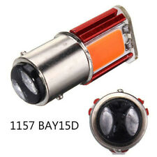 2X BAY15D 1157 P21/5W RED LED Car Brake Stop Tail Backup Light Signal Bulb 12 JX