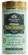 ORGANIC India Tulsi Brahmi Tea 100g