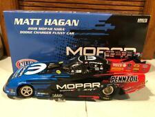 2019 Auto World Matt Hagan MOPAR Dodge Charger NHRA Funny Car 1/24