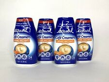 Equal Cafe Creamers Caramel Macchiato Concentrated Read Best by Dates