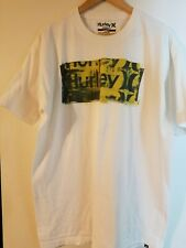 Hurley Men's XL White T-shirt