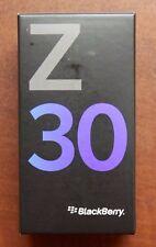 Brand New Inbox BlackBerry Z30 - 16GB Black ATT (GSM Unlocked) With Accessories.