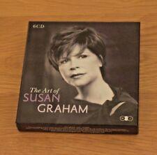 Art of Susan Graham New Music 6 CDs CD Box Set Erato