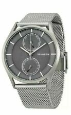 Brand new authentic Skagen Men's Holst SKW6172 Stainless Steel Quartz Watch