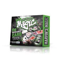 Marvins Magic - 250 Incredible Magic Card Tricks - Brand New!