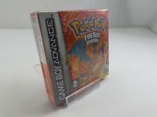 POKEMON FIRE RED VERSION NINTENDO GAME BOY ADVANCE DS LITE NEW & SEALED GENUINE