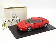 Heco Modèles Kit Monté 1/43 - Ferrari 348 TB 1989 Rouge