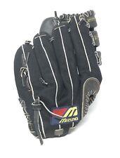 Mizuno Mz133 Max Flex Baseball Glove Pro Model Black Rht Right Hand Thrower 12.5